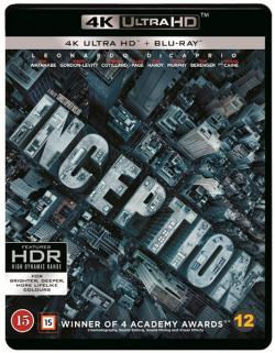 Inception (4K Ultra HD+Blu-ray)