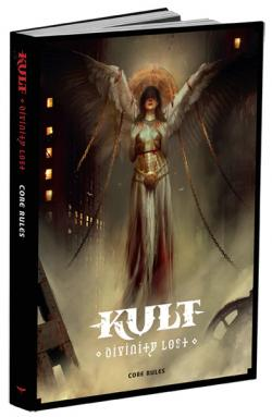 KULT Divinity Lost: Core Rule Book