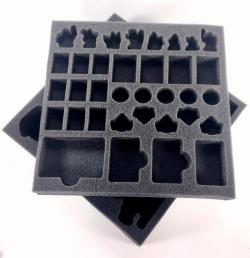 Descent - Game Foam Tray Kit