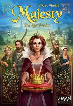 Majesty: For the Realm (Skandinavisk utgåva)