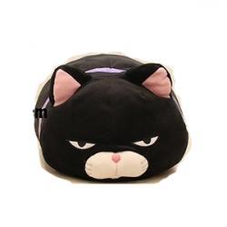 Higemanjyu Plush: Cushion Kuromame