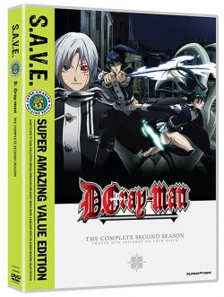 D.Gray-Man Season 2
