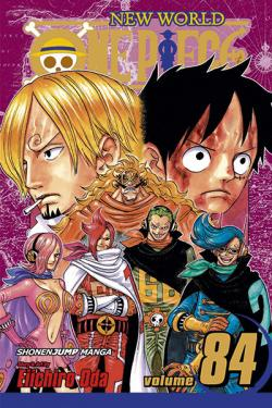 One Piece Vol 84