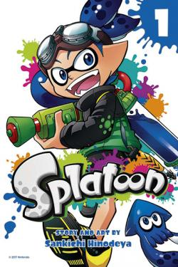 Splatoon Vol 1