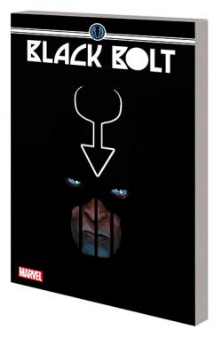 Black Bolt Vol 1: Hard Time