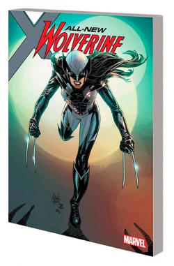 All-New Wolverine Vol 4: Immune