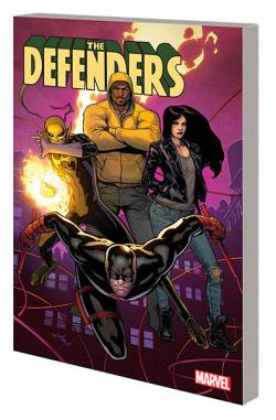 Defenders Vol 1: Diamonds are Forever