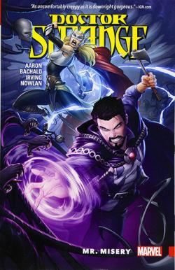Doctor Strange Vol 4: Mr Misery