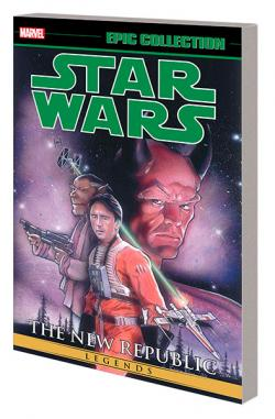 Star Wars Legends Epic Collection: The New Republic Vol 3