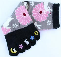Five-toe Socks Usagi (Rabbit)