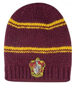 Harry Potter Slouchy Beanie Gryffindor Purple