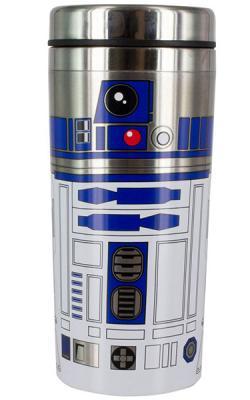 Star Wars Episode VIII Travel Mug R2-D2