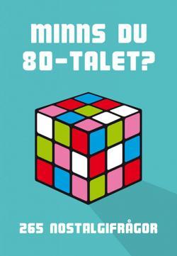 Minns du 80-talet? 265 nostalgifrågor