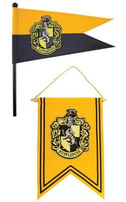 Harry Potter Banner & Pennant Set Hufflepuff