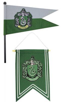 Harry Potter Banner & Pennant Set Slytherin