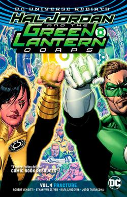Hal Jordan and the Green Lantern Corps Rebirth Vol 4