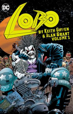 Lobo by Keith Giffin and Alan Grant Vol 1