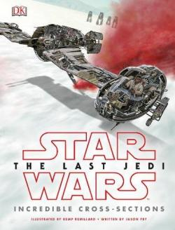 Star Wars: The Last Jedi Incredible Cross Sections