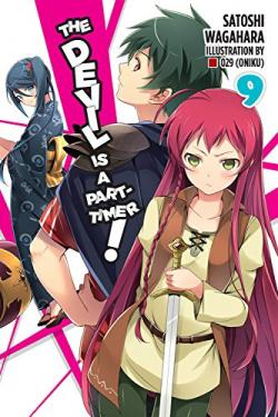 The Devil is a Part-Timer Light Novel Vol 9