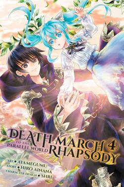 Death March to the Parallel World Rhapsody Vol 4