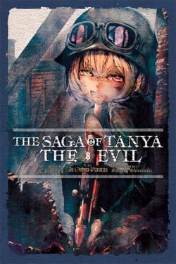 Saga of Tanya Evil Light Novel Vol 8
