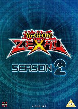Yu-Gi-Oh! Zexal, Season 2