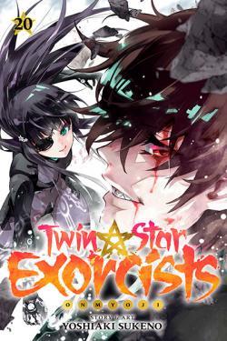 Twin Star Exorcists Onmyoji Vol 20
