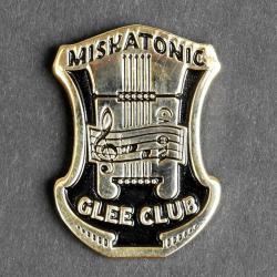 Varsity pin: Glee Club