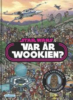 Star Wars - Var är wookien?