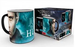 Supernatural Heat Change Mug Sam & Dean Symbol