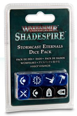 Warhammer Underworlds: Shadespire - Stormcast Dice