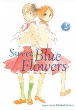 Sweet Blue Flowers Vol 2