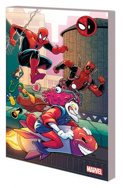 Spider-Man/Deadpool Vol 4: Serious Business