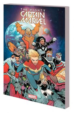 The Mighty Captain Marvel Vol 2: Band of Sisters