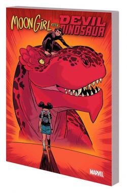 Moon Girl and Devil Dinosaur Vol 4: Girl-Moon