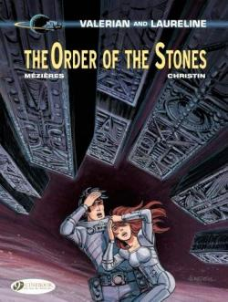 Valerian and Laureline 20: The Order of the Stones
