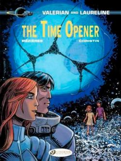 Valerian and Laureline 21: The Time Opener