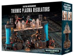 Sector Mechanicus: Thermic Plasma Regulators