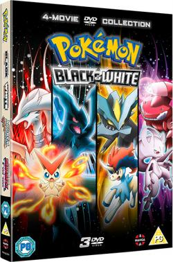 Pokémon The Movie Collection 14-16: Black & White
