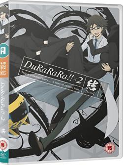 Durarara! ! x2: Ketsu