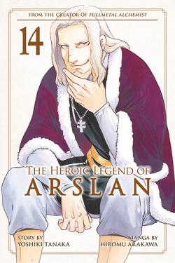 The Heroic Legend of Arslan 14