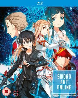 SAO: Sword Art Online, Complete Season 1