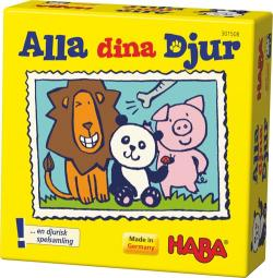 Alla dina Djur - All Your Animals (Svensk)