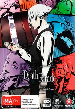 Death Parade Complete Series