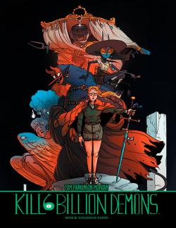Kill Six Billion Demons Book 2