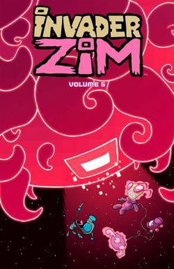 Invader Zim Vol 5