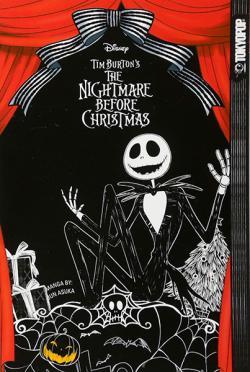 Tim Burton's The Nightmare Before Christmas Manga