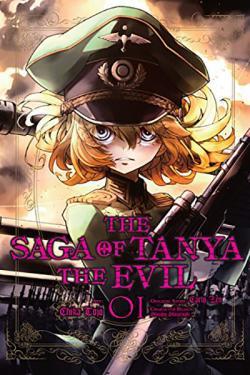 Saga of Tanya Evil Vol 1