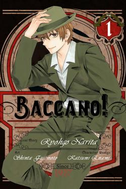 Baccano Vol 1
