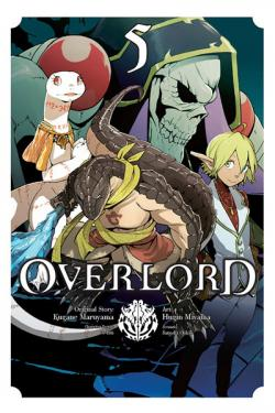 Overlord Vol 5